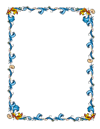 Decorative Borders For Word Word Borders Template Free 266 Printable Design