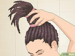 3 easy ways to dye the tips of dreads