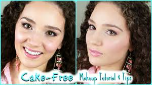 how to prevent cakey makeup