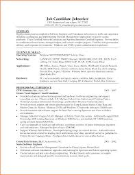 Bunch Ideas Of Resume Samples For Software Engineers Experienced