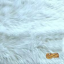 faux sheepskin rug gy kids bedroom play rug nursery crib carpet quatro design by fur