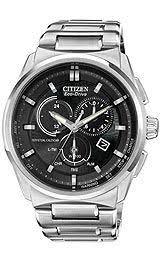 ben moss jewellers bulova 96a119 life stainless citizen eco drive perpetual calendar chronograph men s watch bl5480 53e
