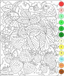 Hard Coloring Pages For Adults Difficult Coloring Page Dragon