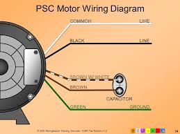 wiring diagram permanent split capacitor motor wiring wiring capacitor to motor wiring diagram on wiring diagram permanent split capacitor motor