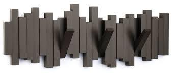 Designer Coat Racks Wall Mounted Modern Wall Mounted Coat Rack Kreyol Essence 64