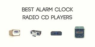 best clock radio cd player best alarm clock radio players sylvania alarm clock radio with cd