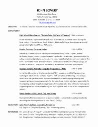 Teaching Resume Examples Elementary Teaching Resume Examples Awesome Tutor Resume Template 88