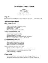Professional Resume Cover Letter Sample Dental Assistant For Format
