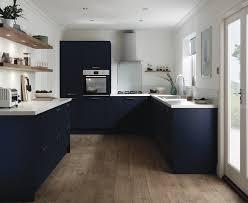 10 ides de cuisine dcore en bleu marine. Navy KitchenKitchen ...