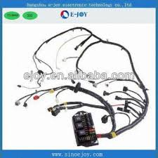 ribbon cable automotive jst wire harness for car headlight ts16949 Automotive Wire Harnesses Engines at Automotive Wiring Harness Manufacturers In India
