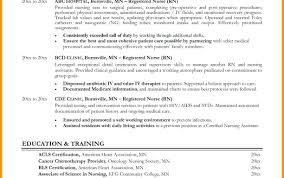 Objective Summary For Resumes Resume Formidable Resume Examples Of New Templates Summary
