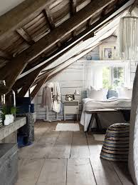 attic living room design youtube: cozy and spacious attic bedroom in rustic style