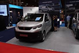 peugeot expert reveal at the cv show commercial vehicle peugeot expert reveal 5 at the cv show 2016
