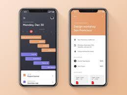 Gantt Chart Mobile App Project Management Application Project Management