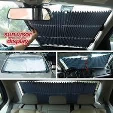 Car Automatic Adjustable Sun Shade Visor Window Folding ... - Vova
