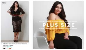 Urbanog Plus Size Size Chart 33 Websites For Plus Size Online Shopping Dealwiki