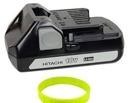 hitachi uc18ysl3. review hitachi bsl1815s 1.3ah 18v li-ion battery + livemylife wristband (battery) by uc18ysl3 i
