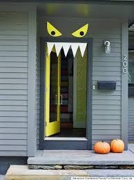 Welcome Halloween with fun, DIY front-door decorations - SFGate