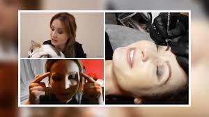 Vláskování Obočí Liberec Permanentní Make Up Obočí Technikou 3d