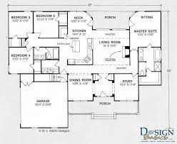 1700 2200 sq ft house plans one