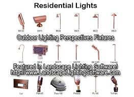 outdoor lighting perspective. Outdoor Lighting Perspective Residential Fixtures Are Featured For Design In Landscape Software. H