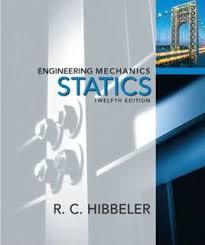Solution Manual - Engineering Mechanics Statics 12 Edition By R.C ...
