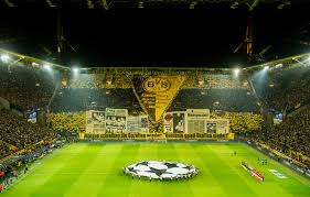 Dortmund supporters pull off another amazing tifo! 6 Takeaways From Dortmund S Emphatic Champions League Win Against Benfica Fox Sports