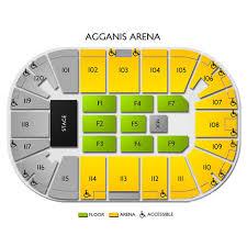 Goggin Arena Seating Chart Agganis Arena Seating Chart Rows Www Bedowntowndaytona Com