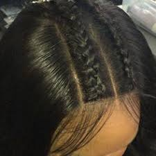 Braid Pattern For Closure Simple Best Braid Pattern To Install 48part Lace Closure Check Out How To