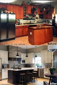 Kitchen Remodeling Before And After 17 Best Ideas About Before After Kitchen On Pinterest Before