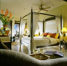 Tropical Bedroom Design Inspirations. For when I retire to Costa Rica. ;)