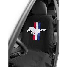 seat armour seat cover with pony logo