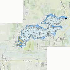 Paw Paw Lake Fishing Map Us_mi_11_3 Nautical Charts App