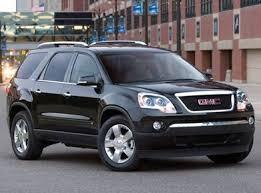 2010 GMC Acadia   Pricing, Ratings, Expert Review   Kelley Blue Book