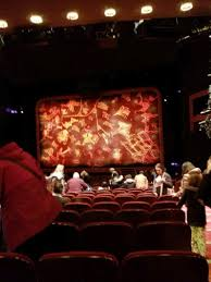 Minskoff Theatre Seating Chart Lion King Minskoff Theatre Section Orchestra C Row X Seat 130 The