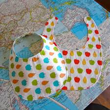 Decorate Baby Bibs How To Sew A Baby Bib Pattern 9 Steps With Pictures