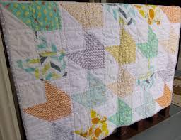 Chevron Baby Quilt, Take Two | CraftBite & chevrons baby quilt chevrons baby quilt ... Adamdwight.com