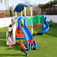 Playground Equipment. Early Childhood