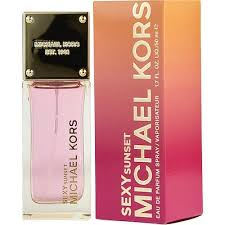 MICHAEL KORS Sexy sunset EDP 50ml 617593665 ... - Qoo10