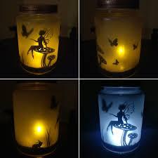 Fairy In A Jar Night Light Fairy Night Light Jar