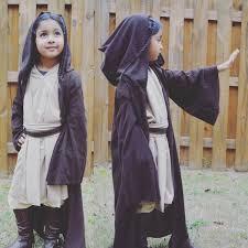 artemis girls costume. jedi knight! artemis girls costume