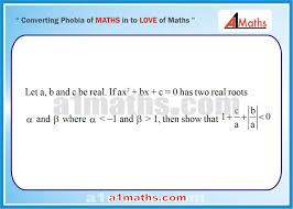 problems solved questions 6 1 algebra 1 quadratic equation