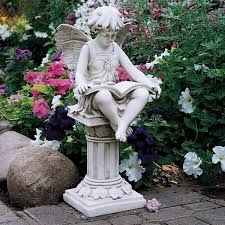 angel garden statues. 40 Stunningly Beautiful Statues Of Fairies And Angels For Your Home \u0026 Garden Angel