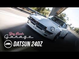 "1969 Nissan Skyline <b>GTR</b> ""<b>Hakosuka</b>"" - Jay Leno's Garage - YouTube"