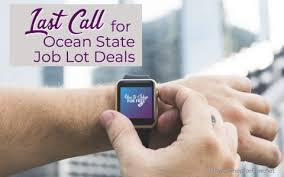 ocean state job lots flyer osjl last call list how to shop for free with kathy spencer