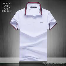 18ss Spring Summer Brand New Fashion Polo Tops T Shirts Men Poloshirt Shirt High Street Mens Polos Tee Embroidered Logo Sleeve Polo Ss