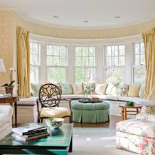 Bay window furniture living Stylish Example Of Large Ornate Formal And Enclosed Medium Tone Wood Floor And Brown Floor Living Houzz Living Room Bay Window Ideas Photos Houzz