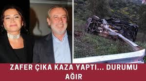 Demet Akbağ'ın Eşi Zafer Çika Trafik Kazası Geçirdi | Youtube,  Entertainment, Kanal