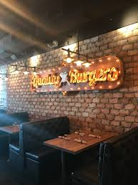 restaurant table top lighting. Quality Burgers Restaurant Table Top Lighting L