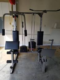 Weider Pro Power Stack Home Workout System 200 Clinton